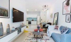 Chính chủ bán căn hộ Hausneo chỉ 1,25 tỷ 55m2, 2 phòng ngủ, cam kết giá tốt.LH:0909160018