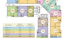 Chính chủ cần bán căn hộ CT2B Nghĩa Đô, căn tầng 1211, diện tích 75m, giá 2.4  tỷ, vào ở ngay.