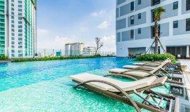 Cho thuê gấp căn hộ 3pn full nội thất tại river gate, giá 28.5 triệu/tháng