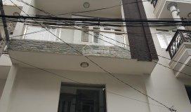 Cho thuê nhà nguyên căn mới xây 3 lầu, 1 sân thượng