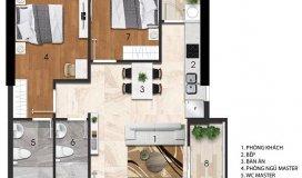 Citrine Apartment- căn hộ giá tốt nhất Q9, vị trí đẹp, chủ đầu tư uy tín, giao nhà 2019