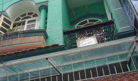 Bán Nhà Hẻm 4m Thông Đường Trần Văn Ơn P.TSN DT 4x11m