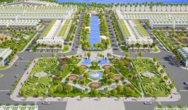 Nhà phố biển Para Grus - Dự án vàng tại Bãi Dài Cam Ranh