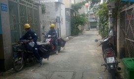 Cần bán nhà đường Hồ Đắc Di, tân Phú, dt: 4x19,5 giá tốt: 4,2 tỷ