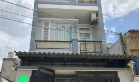 Cần tiền bán gấp nhà 1 trệt 2 lầu 1 sân thượng bình tân.