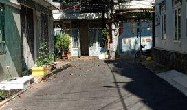 cần bán nhà hẻm nhựa xe hơi Gò Dầu Tân Phú dt: 4x16,sổ riêng