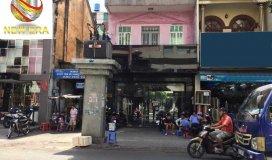 Cho thuê nhà MT Nguyễn Trãi Q5,DT: 6mx25m,1 trệt 2 Lầu