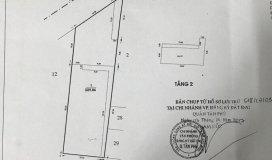 Cần bán gấp MTKD Thoại Ngọc Hầu Q.Tân Phú - 510m2 - 26.5tỷ gồm 18 phòng trọ