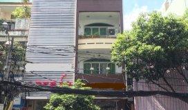 Cho thuê nhà MT Nguyễn Đình Chiểu Q3,DT: 4mx12m, 4 Lầu,Giá: 65 Triệu
