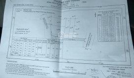 Bán 324m2(15x25m) đường 2/4, tp nha trang, hai mặt đường, giá 150tr/m2. lh