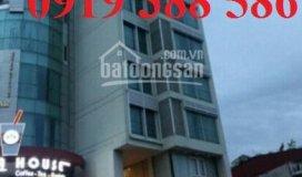 Bán nhà mặt tiền đường ký con quận 1. dt 4x23m, trệt, 6 lầu, thang máy, giá 43 tỷ, hđ 180 tr/th