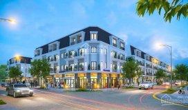 Bidv thanh lý 20 căn nhà phố một trệt hai lầu, mt quốc lộ 1a, 5x15m.