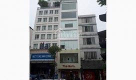 Bình 5m cho thuê nhà mặt phố yết kiêu, trần hưng đạo 90m2, xây 8 tầng, giá 116.45 triệu/tháng