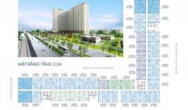 Cần bán shophouse q9 mặt tiền đường xa lộ hà nội, giá full 3.4 tỷ. lh: