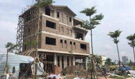 Chính chủ bán nhanh biệt thự góc vườn hoa, quay chung cư, dự án thanh hà, giá 31tr/m2
