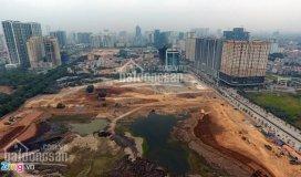 Cho thuê khuôn đất lớn mặt tiền lê lợi p.4 gò vấp dt:37,5x35m khuôn đẹp-
