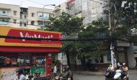Cho thuê nhà (có hầm để xe) 2 mặt tiền đường vườn lài, q. tân phú.