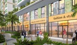 Cho thuê shophouse tháp b masteri millennium 74m2 giá thuê 90 triệu/th. lh  (ms)