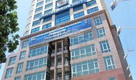 Cho thuê văn phòng 100m2-500m2 tòa ladeco building mp đội cấn, ba đình. lh