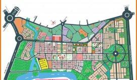 đất dự án sổ đỏ gần tthc mts sg khu huy hoàng, thế kỷ, tuổi trẻ, villa thủ thiêm. giá 55.5tr/m2