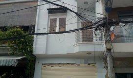 Cho thuê nhà nguyên căn đường Nguyễn Cửu Đàm, tân phú, dt: 4x14 giá 18tr/tháng