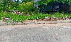 Bán lô đất MT hẻm 1685 đường Lê Văn Lương_Nhơn Đức_Nhà Bè DT:244m2