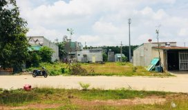 Gia đình bán gấp đất ở bd, thổ cư sổ riêng, dân đông ngay chợ buôn bán kinh doanh tốt lh