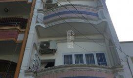 Nhà mới mặt tiền đường rộng chu văn an, bt, trệt 3 lầu, st, dt: 4x20m, thích hợp mở vp công ty