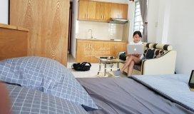 Phòng ch cao cấp ngay cmt8 và tô hiến thành thích hợp với người nước ngoài và việt kiều