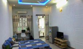 Phòng cho thuê full nội thất, đối diện vinhomes central park, giá: 5.9 tr/tháng. dt 40m2