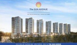 The sun avenue nhận nhà ở liền, view sông sài gòn, mặt tiền mai chí thọ q2, cđt novaland