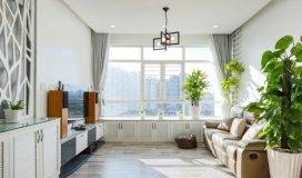 Cần bán căn hộ chung cư Hanhud 17 tầng, khu ĐTM Nam Cường, 2PN.