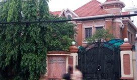 Bán Biệt Thự Mặt Tiền Đường Nơ Trang Long , Phường 13, Quận Bình Thạnh-610M2-39 Tỷ.