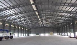 Nhà xưởng tại Hòa Bình, khu CN Lương Sơn 1198m, 2592m, khuôn viên 10.020m