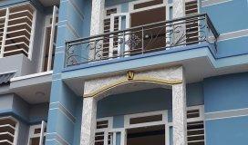 Nhà chính chủ bán 1T,2L Đường Số 4,Bình Hưng Hoà b,Bình Tân 1tỷ860 tr,SH,Lh 0939.062.568