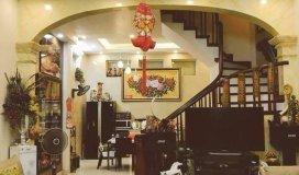 Bán Nhà Linh Đàm Ôtô, Kinh Doanh 41m2, 5 tầng, mặt tiền 3.9m LH 0983601688.
