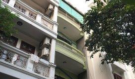Bán nhà mặt phố Trần Xuân Soạn Hai Bà Trưng 92m2 xây 5 tầng mặt tiền 4.5m