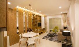 Cần bán căn hộ Phú Gia Hưng 93m2 3 PN giá 2,3 tỷ bao phí thuế full nội thất vào ở ngay