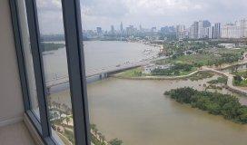 Cần xoay tiền kinh doanh bán gấp căn hộ Bahamas 3pn tầng cao view sông SG, Q1 và Giồng Ông Tố