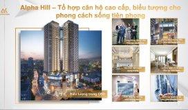 ALPHA CITY - Tháp đôi biểu tượng mới của Sài Gòn