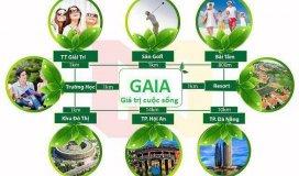 GAIA city- nơi mang lại giá trị cuộc sống đích thực