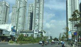Bán nhà mặt tiền nguyễn thị thập rộng 22m ngang đối diện lottemart q7 giá rẻ lh mr vinh