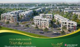 Bán nhanh 3 căn biệt thự shophouse villa park suất nội bộ giá 10.2 tỷ lh: