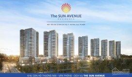 Cam kết rẻ nhất thị trường, the sun avenue, nhận nhà ở liền, liên hệ pkd novaland
