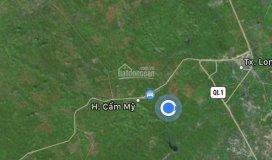 Cần bán 16.900m2 đất đẹp ven suối ấp 8 xã nhân nghĩa, huyện cẩm mỹ, đồng nai, giá bán: 4.15 tỉ