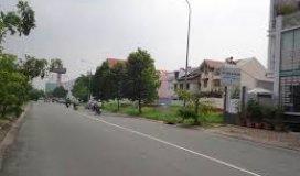 Cần cho thuê đất mặt tiền đường dương văn an, sau lưng siêu thị metro, phường an phú q. 2