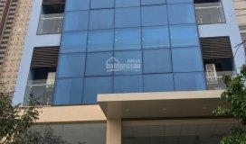 Cần cho thuê gấp mặt bằng kinh doanh tầng 1 mặt phố nam trung yên. dt 100m2, mặt tiền 8m