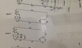 Chính chủ bán nhà 16 ngô quyền, p. tân thành, q. tân phú, diện tích 6,1x20m, dt công nhận 122m2
