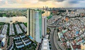 Chính chủ cần bán căn hộ 1pn 50m2 tòa opal dự án saigon pearl ssg, view bitexco sông sg trực diện