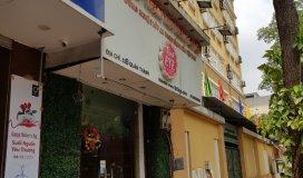 Cho thuê nhà mặt phố quán thánh. dt 80 m2, mt 3.5m, thích hợp làm văn phòng, công ty, cửa hàng
